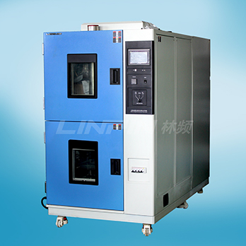 小型冷热冲击试验机是否可以不接冷却塔
